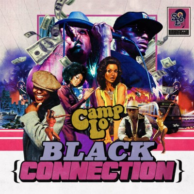 Camp Lo – Black Connection EP (WEB) (2016) (320 kbps)