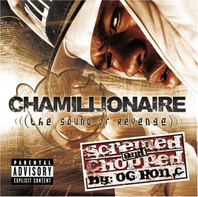 Chamillionaire – The Sound Of Revenge (Chopped And Screwed) (CD) (2005) (FLAC + 320 kbps)