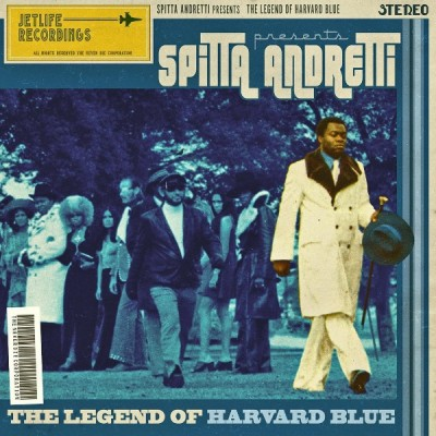 Curren$y – The Legend Of Harvard Blue (WEB) (2016) (320 kbps)