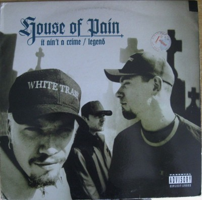 House Of Pain – It Ain't A Crime (VLS) (1994) (320 kbps)