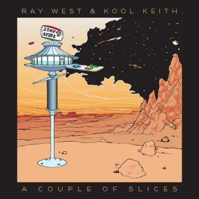 Ray West & Kool Keith – A Couple Of Slices (CD) (2015) (320 kbps)