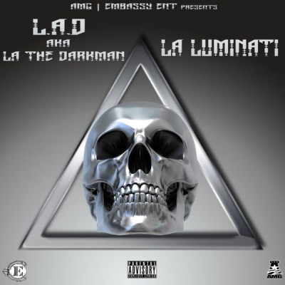 La The Darkman – La Luminati EP (WEB) (2016) (320 kbps)