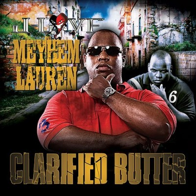 J-Love & Meyhem Lauren – Clarified Butter (CD) (2010) (320 kbps)