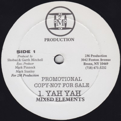 Mixed Elements - Yah Yah