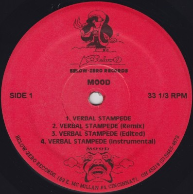 Mood - Verbal Stampede