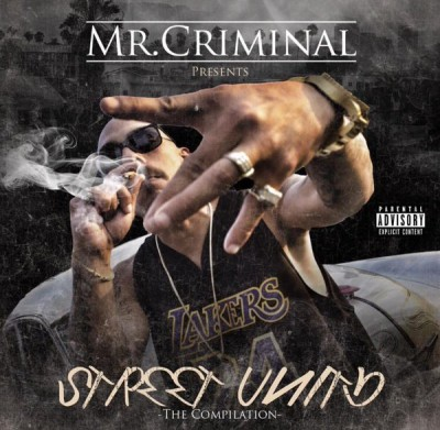 Mr. Criminal – Street Unity (WEB) (2016) (320 kbps)