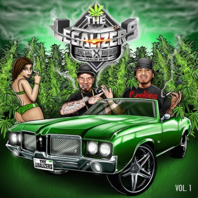 Paul Wall & Baby Bash – The Legalizers: Legalize Or Die, Vol. 1 (WEB) (2016) (320 kbps)