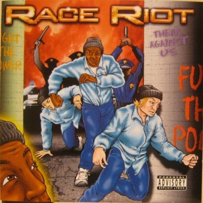 Race Riot (Cover)