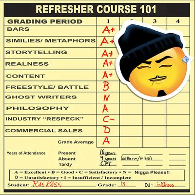 Ras Kass – Refresher Course 101 (WEB) (2016) (320 kbps)