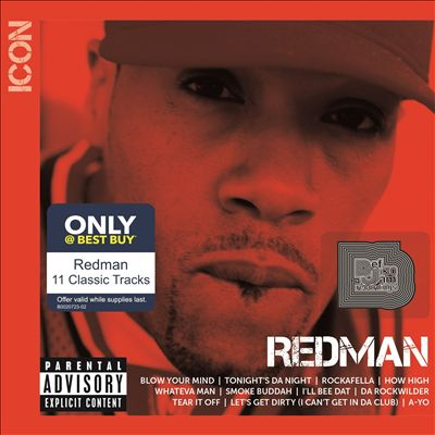Redman – Icon (CD) (2014) (FLAC + 320 kbps)