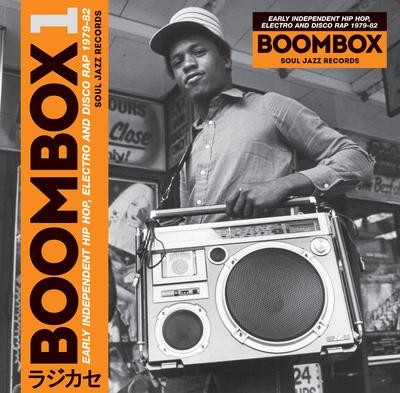 VA – Soul Jazz Records Presents Boombox: Early Independent Hip Hop, Electro and Disco Rap 1979-82 (2xCD) (2016) (FLAC + 320 kbps)