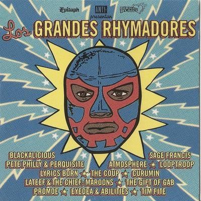 Various Artists - Los Grandes Rhymadores