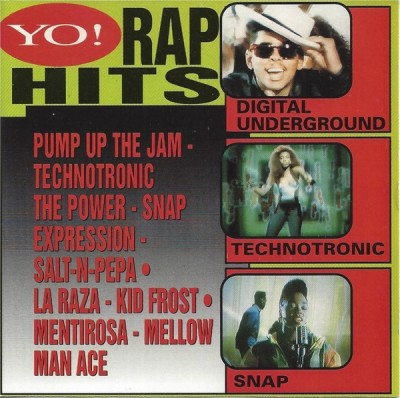 Various - Yo! Rap Hits