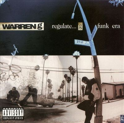 Warren G – Regulate… G Funk Era (CD) (1994) (FLAC + 320 kbps)