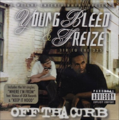Young Bleed & Freize - Off Tha Curb