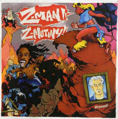 Z-Man – Dope Or Dog Food (2004) (CD Album Promo) (FLAC + 320 kbps)