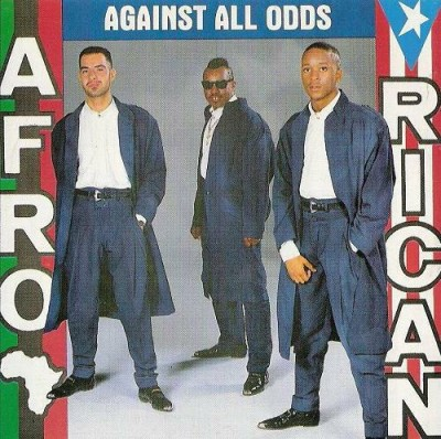 Afro-Rican – Against All Odds (CD) (1989) (320 kbps)