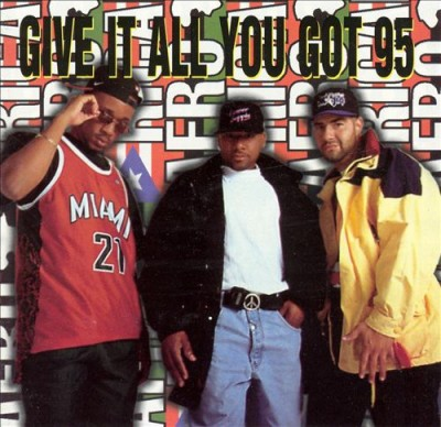 Afro-Rican – Give It All You Got '95 (CD) (1995) (320 kbps)