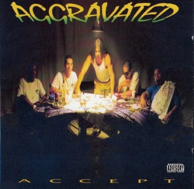 Aggravated – Accept (CD) (1995) (320 kbps)