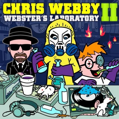 Chris Webby – Websters Laboratory 2 (WEB) (2016) (320 kbps)