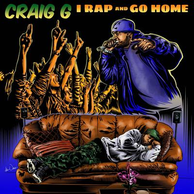Craig G – I Rap And Go Home (WEB) (2016) (320 kbps)