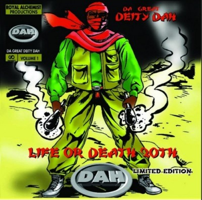Da Great Deity Dah – Life Or Death 20th (CD) (2016) (FLAC + 320 kbps)