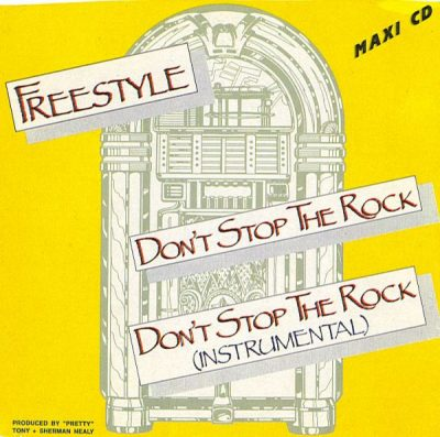 Freestyle – Don't Stop The Rock (CDM) (1985-1986) (FLAC + 320 kbps)