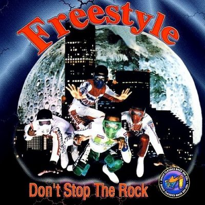 Freestyle – Don't Stop The Rock (CD) (1997) (FLAC + 320 kbps)