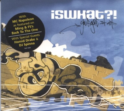 Iswhat?! – You Figure It Out… (CD) (2002) (FLAC + 320 kbps)