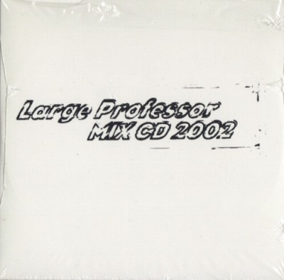 Large Professor - Mix CD 2002