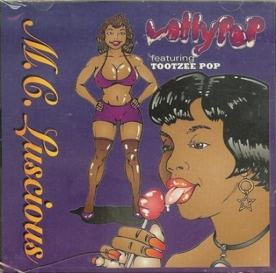 MC Luscious – Lollypop (CDS) (1994) (320 kbps)