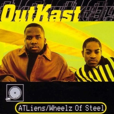OutKast - ATLiens,Wheelz Of Steel (Clean)