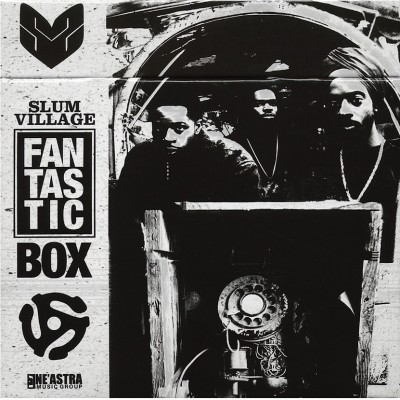 Slum Village – Fan-Tas-Tic Box (4xCD) (2016) (FLAC + 320 kbps)