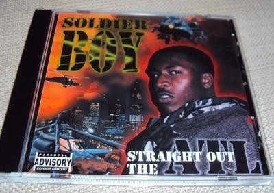 Soldier Boy - Straight Out The ATL