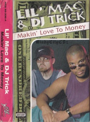 Lil' Mac & DJ Trick – Makin' Love To Money (Cassette Single) (1995) (320 kbps)