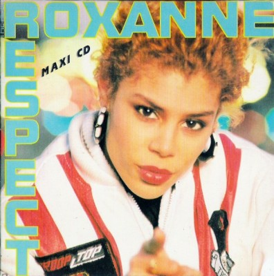 The Real Roxanne - Repect (Germany CD Single)