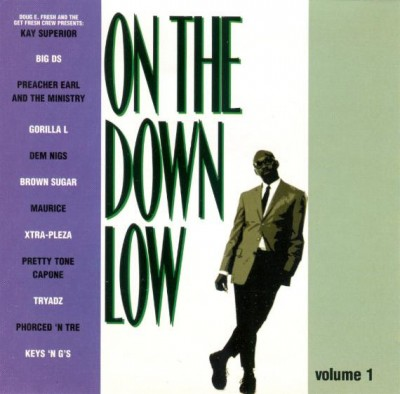 VA – On The Down Low Volume 1 (CD) (1995) (FLAC + 320 kbps)