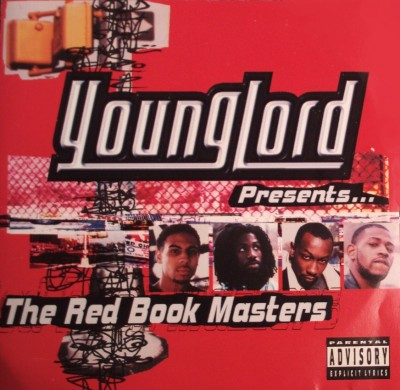 Various Artists - Young Lord Presents... The Red Book Masters