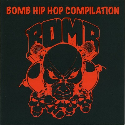 VA – Bomb Hip Hop Compilation (CD) (1994) (FLAC + 320 kbps)
