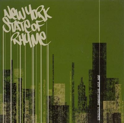 VA – New York State Of Rhyme (CD) (1998) (FLAC + 320 kbps)