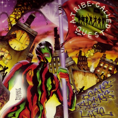 A Tribe Called Quest – Beats, Rhymes And Life (CD) (1996) (FLAC + 320 kbps)
