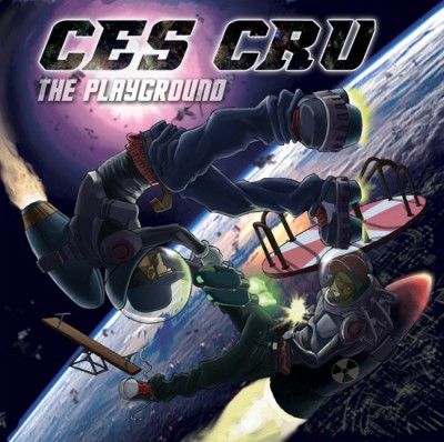 Ces Cru – The Playground (CD) (2009) (FLAC + 320 kbps)