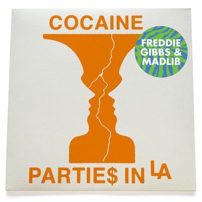 Freddie Gibbs & Madlib – Cocaine Parties In L.A. (VLS) (2016) (FLAC + 320 kbps)