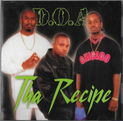 DOA - The Recipe