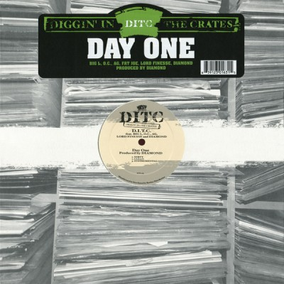 D.I.T.C. – Day One (VLS) (1997) (FLAC + 320 kbps)