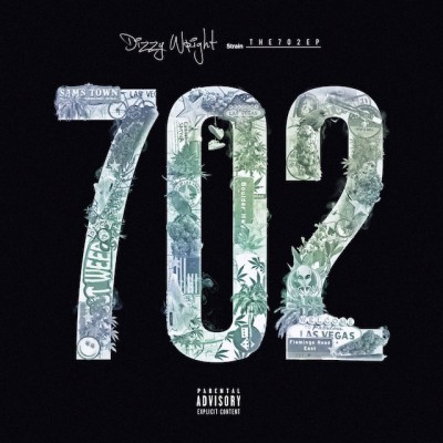 Dizzy Wright – The 702 EP (2016) (iTunes)