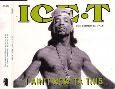 Ice-T – I Ain't New Ta This (Promo CDS) (1993) (FLAC + 320 kbps)