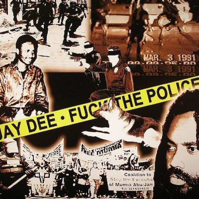 Jay Dee – Fuck The Police (VLS) (2001) (FLAC + 320 kbps)