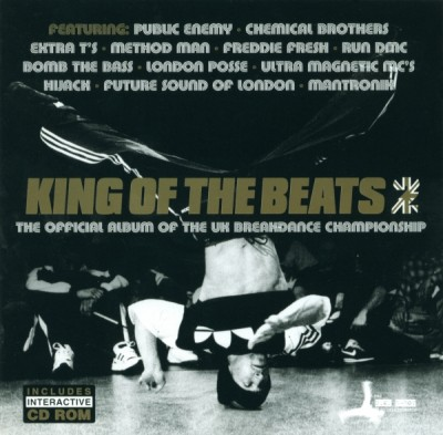 King Of The Beats 2 - Official Album of the UK Breakdance Championship (cd1)