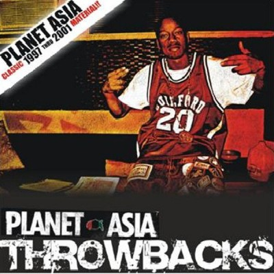 Planet Asia – Throwbacks (CD) (2004) (FLAC + 320 kbps)